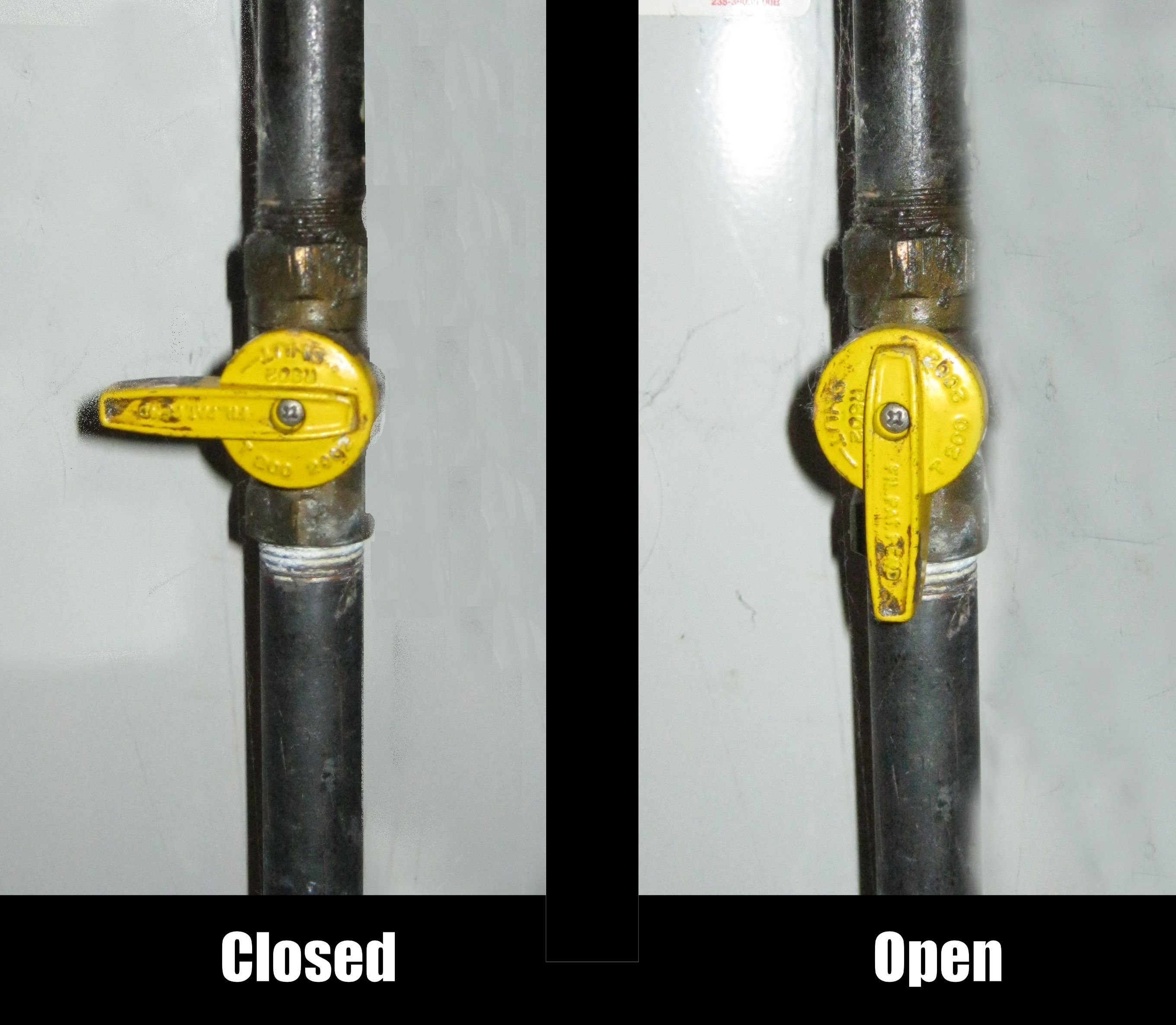 Managing Water Electric And Gas Service In Your Home Be Ready How To Shut Off Electricity An Emergency Open Closed