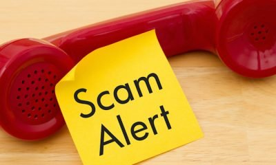 Telephone Scam and Fraud