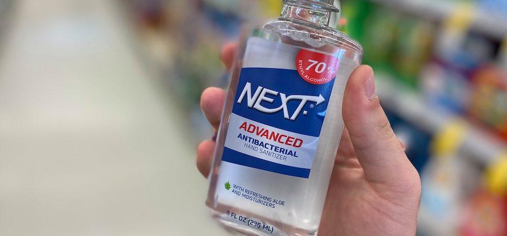 NEXT Hand Sanitizer